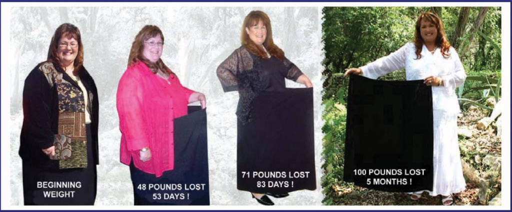 how to lose forty pounds in three months